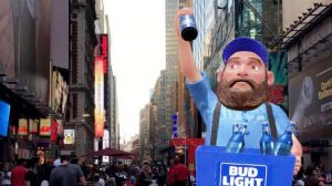 Bud Light Sponsored 3D World Lenses