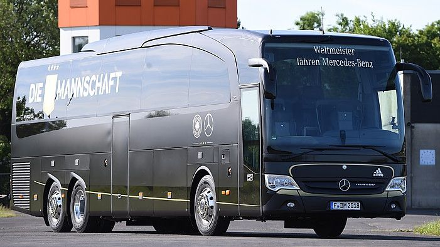 Ab 2019 | VW statt Mercedes: DFB mit neuem Sponsor!