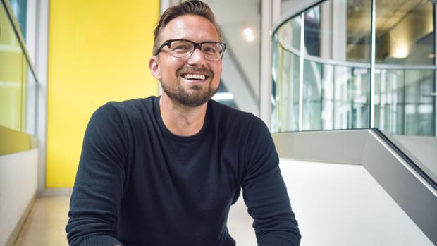 Daniel Ackermann ist neuer Geschäftsführer Beratung bei Scholz & Friends Berlin
