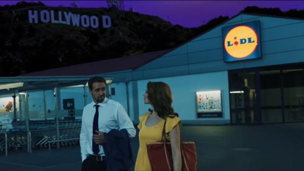 Lidl statt La La Land! | Ryan Gosling-Double wirbt für Discounter