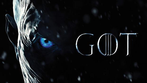 Game of Thrones Staffel 7 Logo