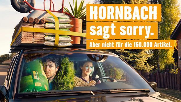 Hornbach sagt sorry 2017 - Beifahrer