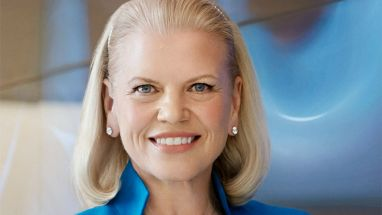 IBM-CEO Ginni Rometty