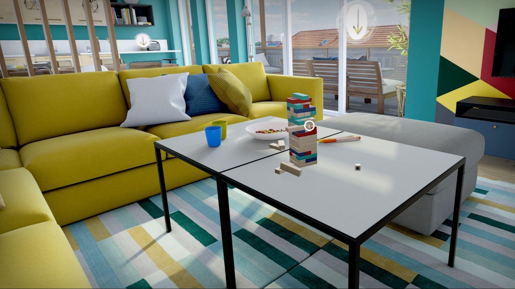 oculus ikea bringt seinen m bel katalog in die virtuelle realit t. Black Bedroom Furniture Sets. Home Design Ideas