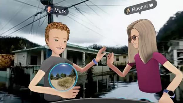 Mark Zuckerberg Avatar