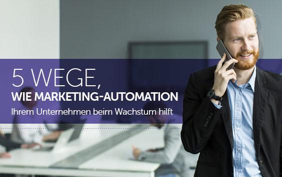 Marketo Marketing-Automation