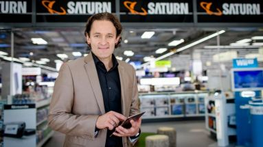 Martin Wild, Chief Digital Officer, MediaMarktSaturn Retail Group