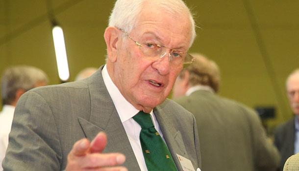 Prof. Hubert Weiler, Präsident des GfK Vereins
