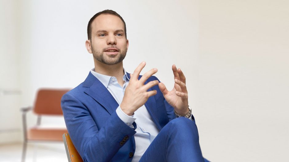 Roman Reichelt, Leiter Marketingkommunikation Migros