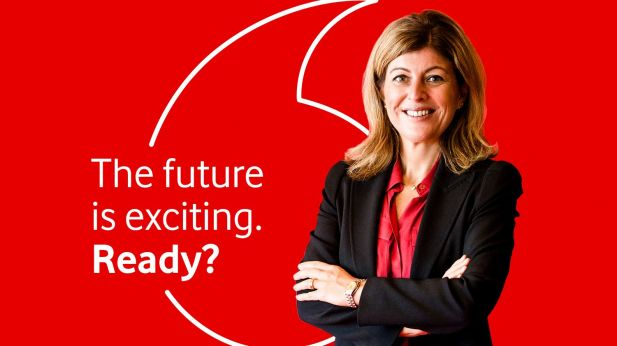 Serpil Timuray, Chief Commerce & Strategies Officer Vodafone Group