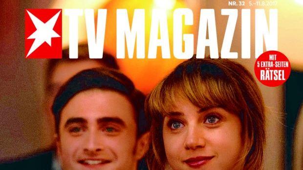 Statt tv spielfilm stern l sst tv magazin von rtv for Spiegel erscheinungstag