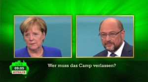 TV-Duell Dschungelcamp