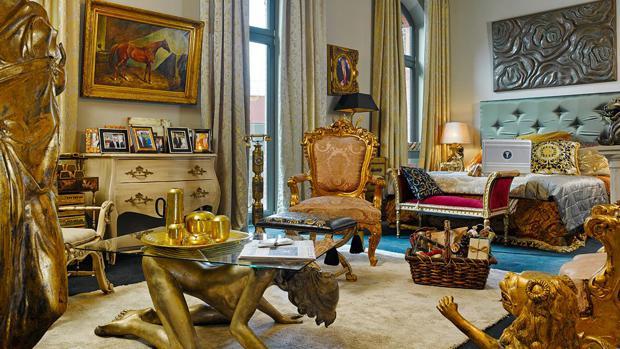 So great! Hotelgruppe 25 Hours versteigert Trump-Suite