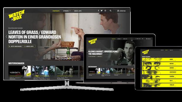 RTL startet mit Watchbox neues Streaming-Angebot für Filme und Serien