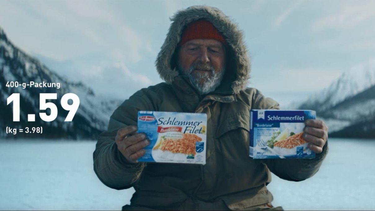 Aldi Werbespot Kühlschrank : Silvester kampagne aldi feiert die gänsehaut momente in der