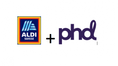 Aldi Suisse vertraut PHD neu den Media-Etat an.