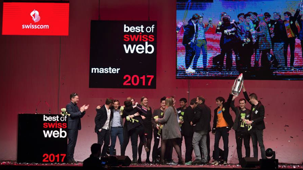 "Wer künftig am ""Best of Swiss Web"" in den beiden Kategorien ""Data & Technology driven Campaigns"" und ""Digital Media Campaigns"" gewinnt, hat schon beinahe das Ticket für Cannes in der Tasche."