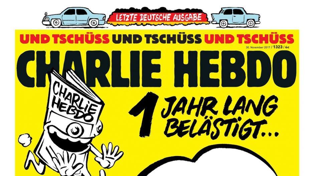 Satiremagazin stellt deutsche Ausgabe ein