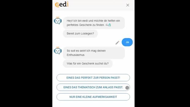"Chatbot ""eedi"""