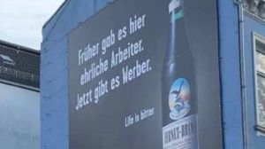 Fernet Branca Werbermotiv 2017