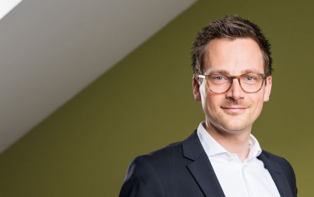 Gregor Erismann, Chief Market Officer bei Namics