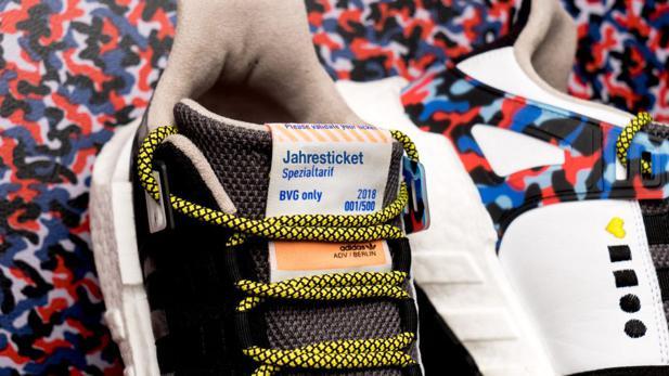 Marketing Gag: So antwortet die BVG den Sneaker Kritikern