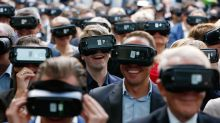 Innovationstag 2016: Visionärer Blick in die Zukunft per Virtual Reality Brille