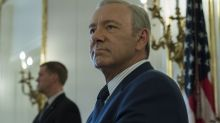 Kevin Spacey Frank Underwood House of Cards