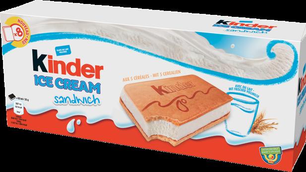 Kinder Ice Cream So Läuten Ferrero Und Unilever Die Gemeinsame