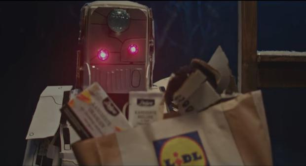 Lidl Roboter