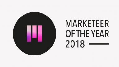 Marketeer of The Year Award