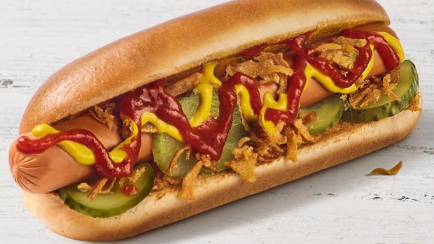 Hot Dog Man Snapchat