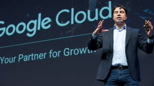 Michael Korbacher, DACH-Chef von Google Cloud