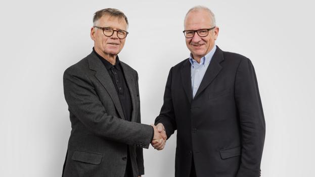 Peter Wanner und Etienne Jornod 2017