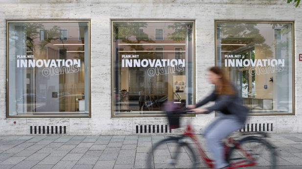 Das Innovation Studio im Haus der Kommunikation