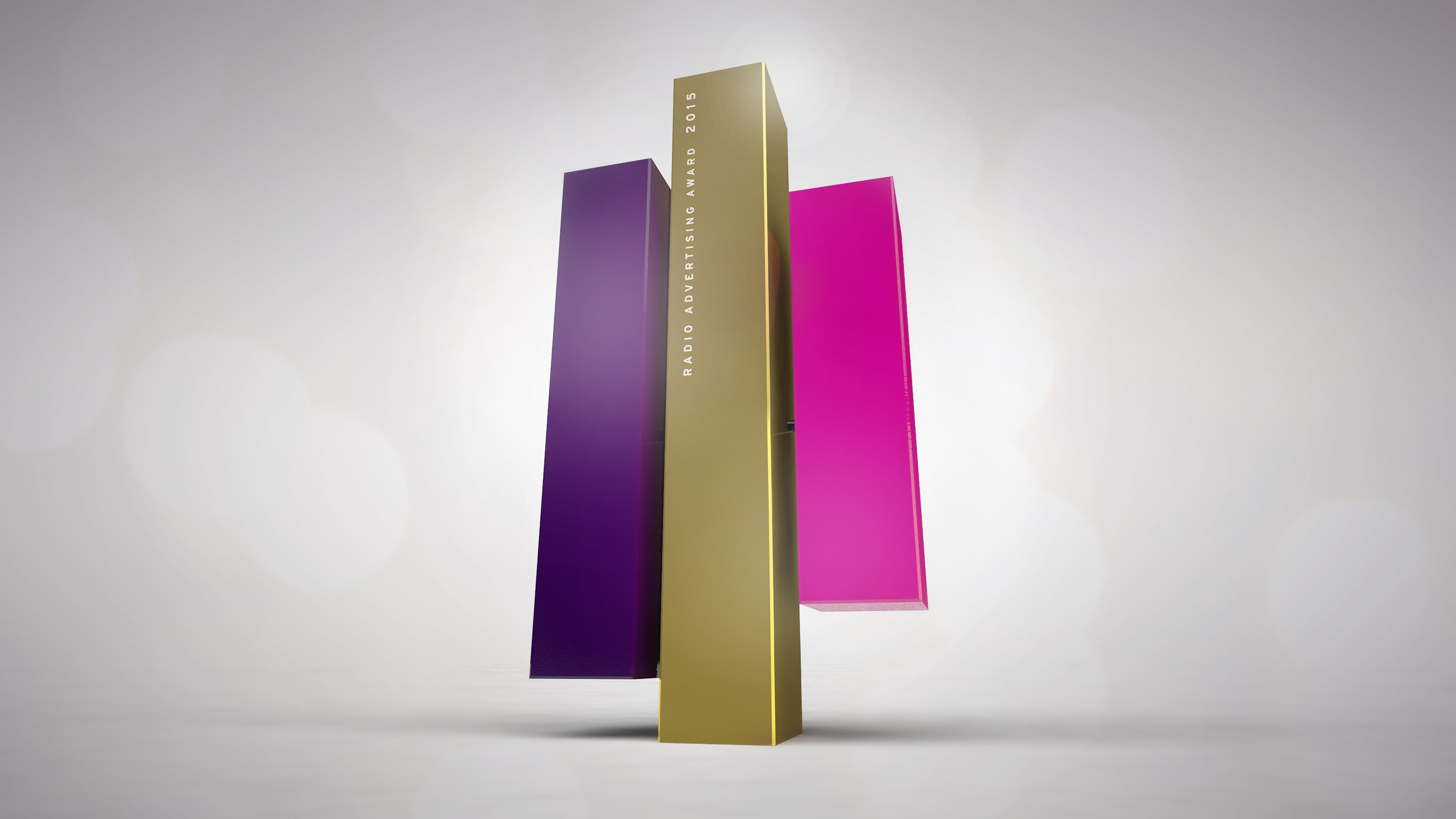Der Radio Advertising Award in Gold