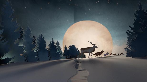 Scholz & Friends: Das ist die animierte Weihnachtsgeschichte von ...