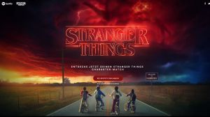 Stranger Things Spotify