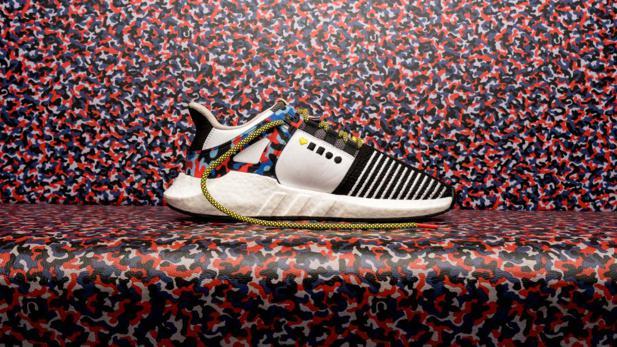 Adidas Sneaker als Jahreskarte: Der geniale Marketing Coup