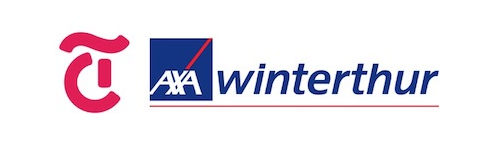Tamedia AXA Winterthur Logos 2018