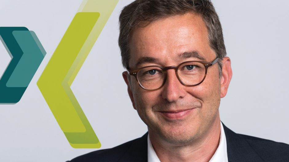 Xing-CEO Thomas Vollmoeller kauft ein