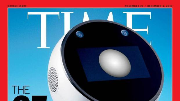 Die aktuelle Ausgabe des Time-Magazine