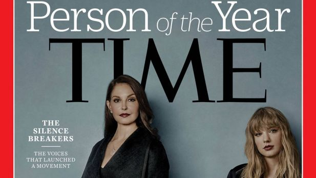 "Die ""Person of the Year""-Ausgabe des Time-Magazine"