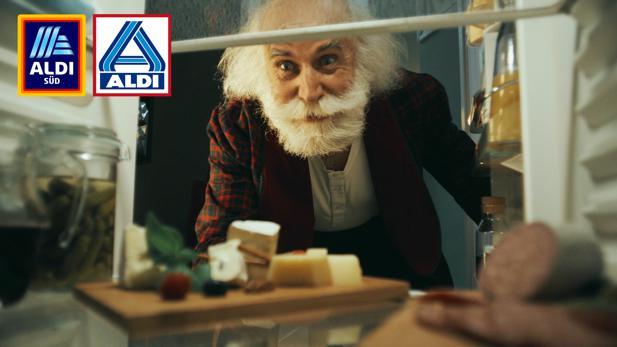 Aldi Getränkekühlschrank : Weihnachtskampagne aldi feiert seine produktvielfalt aus der