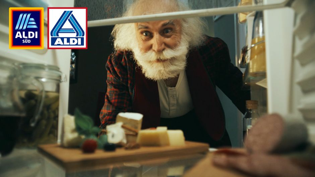 Weihnachtskampagne: Aldi feiert seine Produktvielfalt aus der ...