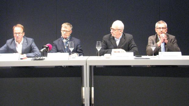 Wüstmann, Wanner, Jornod, Hollenstein