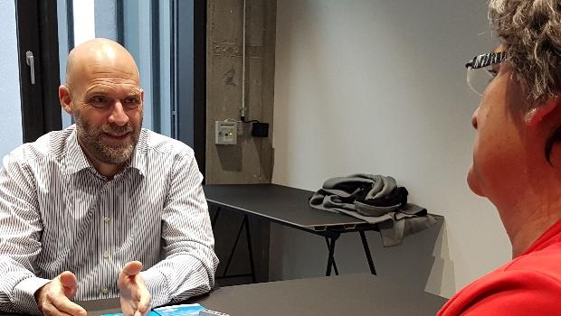 Richard Ingleton, CEO von Kantar Insights