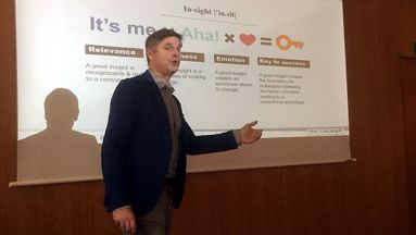 Ashley Smith von InSites Consulting zu Insights