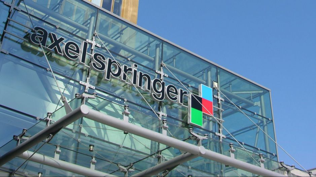 Axel Springer startet mit deutlichem Plus ins Jahr