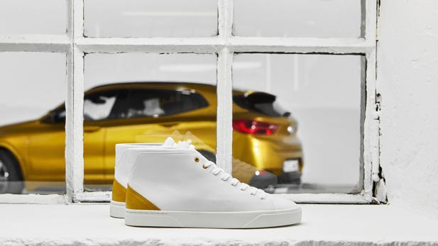 X2 Sneaker: Auch BMW geht unter die Schuh Designer